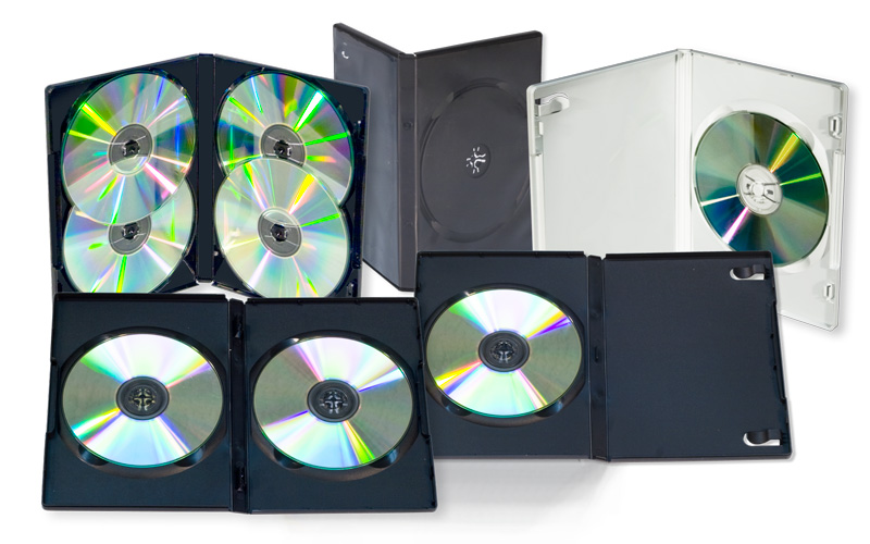 injection molded dvd cases variety  sc 1 st  Sunrise Packaging & premium DVD cases Archives - The Presentation Packaging Experts