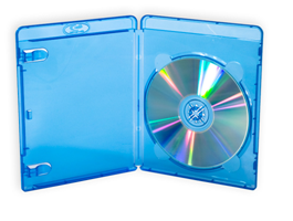 stock blu-ray case