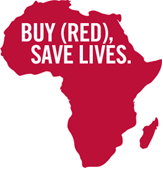 (product) red campaign social responsibility africa