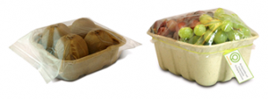 biodegradable green packaging food wrap