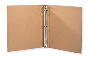 cardboard eco-binders