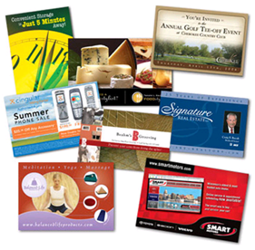 direct mail marketing postcards and flyers