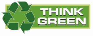 think green recycling