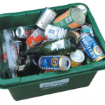 aluminum metal and glass recycling