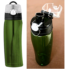 eco-friendly reusable water bottle