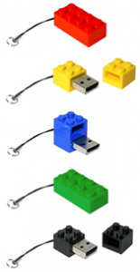 creative usb flash drives legos