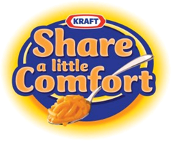 Kraft Macaroni and Cheese Share a Little Comfort Cause Marketing Ad Campaign