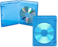 lighter stock Blu-Ray cases