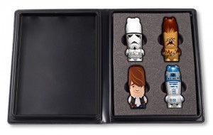 Custom USB Packaging Star Wars Flash Drives