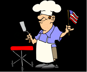 Environmentally-friendly Green 4th of July Grilling