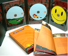Creative Packaging Glastonbury DVD