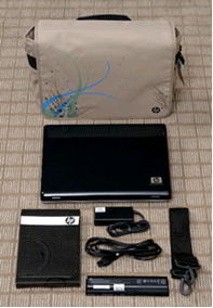 Repurposed Packaging Laptop Bag