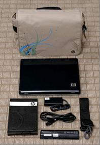 Repurposed Packaging Laptop Bag