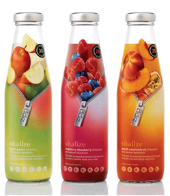 Custom-Distinctive-Packaging-Juice-Bottles