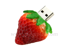 unique-usb-drives-strawberry-fruit