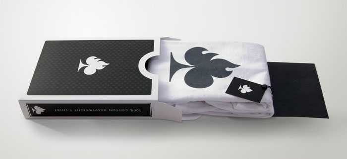 New T Shirt Company Uses Packaging To Show Originality