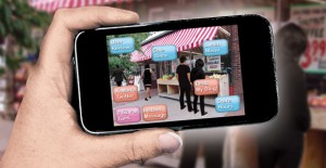 augmented reality wide 300x155 Mobile Marketing Trends to Look out for in 2012