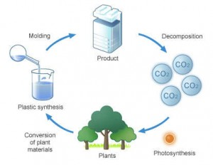 Biodegradable Plastics Made From Natural Resources The