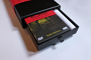 custom slipcase box