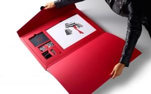 Custom Press Kit