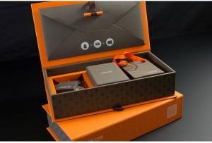 custom turned edge box