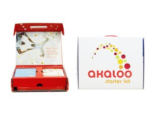 Akaloo Corrugate Sales Kit