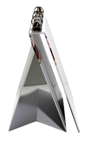 rigid easel binder