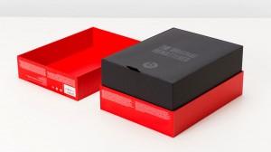 Red Set-up box