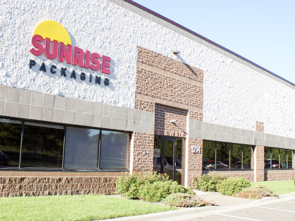 sunrise packaging building 2016