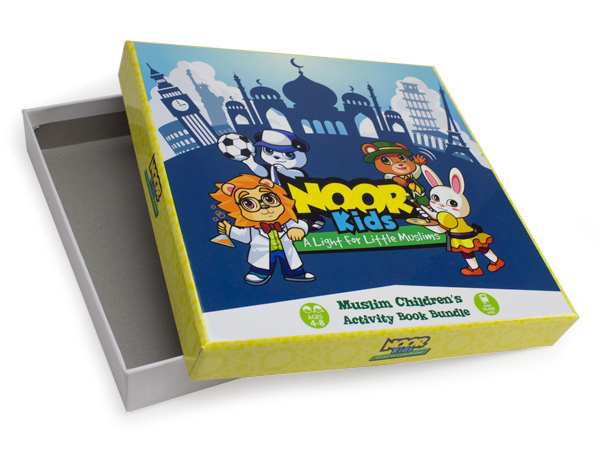 Noor Kids Two Piece Setup Box