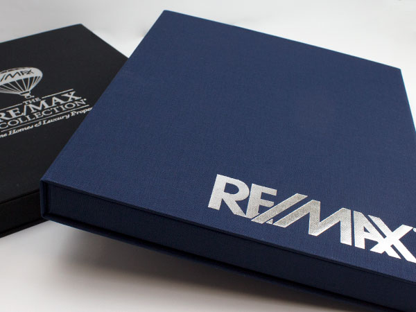 REMAX custom magnetic box with foil stamp