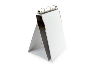 Custom Hard Cover Easel Binder