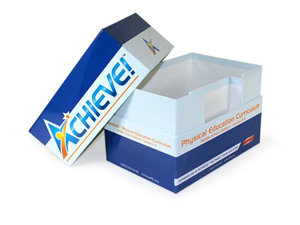 Achieve_rigid_two_piece_setup_box_blue_white_marketing_kit