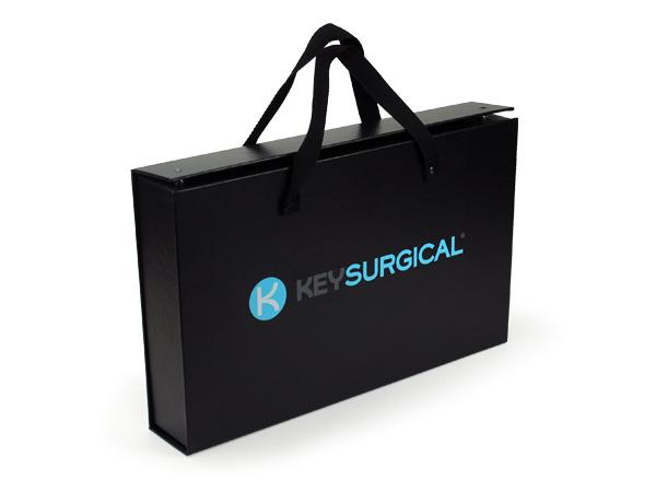 Key-Surgical handle box custom
