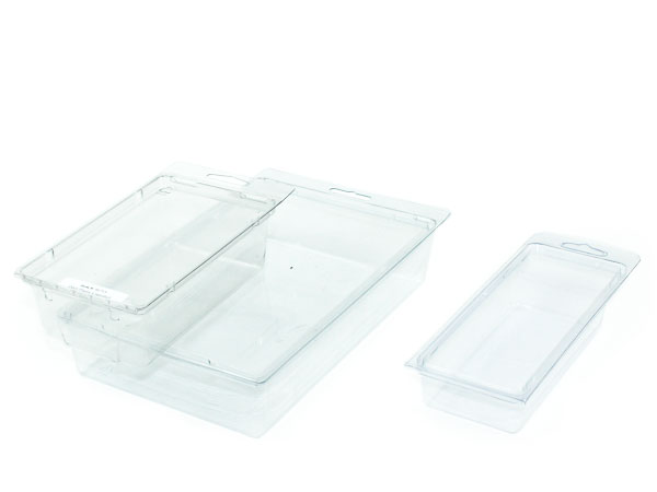customized thermoformed clear pvc clamshells made in minnesota