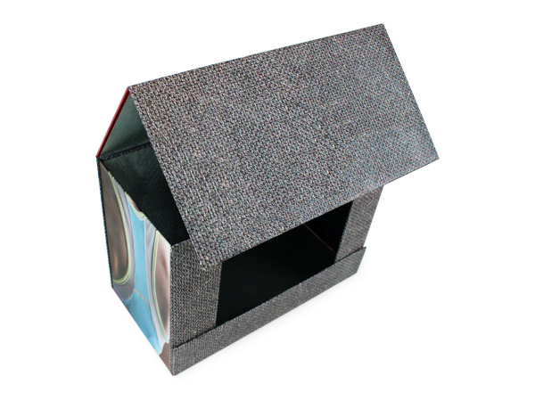 magnetic front open boxes
