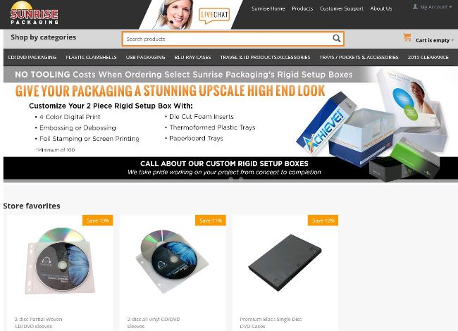 Custom Packaging Products, luxury packaging, Marketing, Media Packaging, New Products, packaging, Packaging Design, Sunrise Family, turned edge