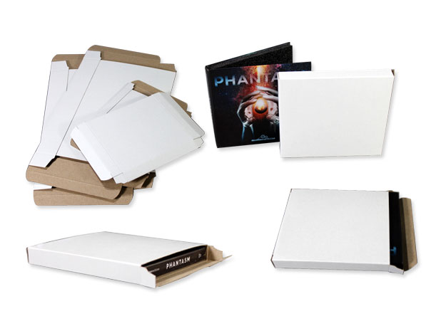 Custom FlashPad Mailers