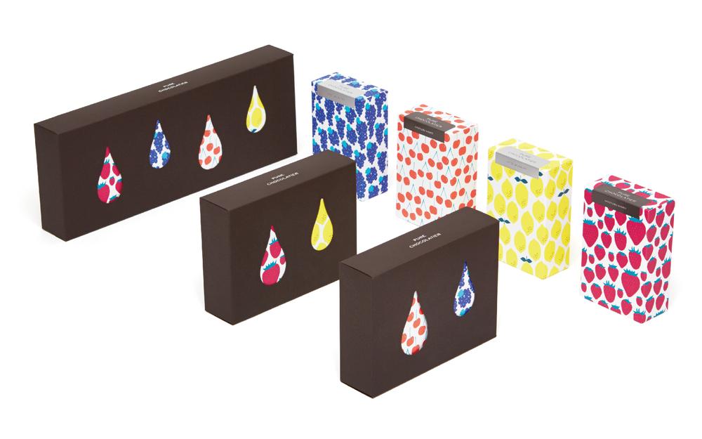 Minimalist Custom Packaging Design