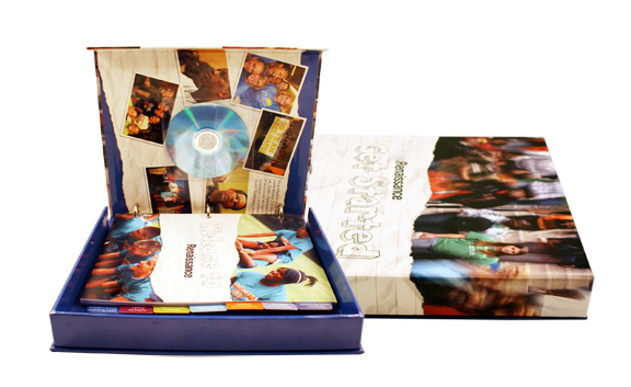custom turned edge box, full color print, custom box design, retail display box, branding