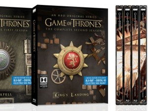 New game of thrones upgraded packaging, photo hbo home entertainment
