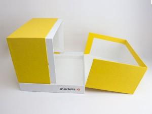 Medela-Opened