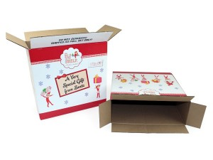 Custom Holiday Packaging from Sunrise Packaging, MN