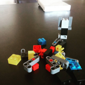 lego pieces for indie board game design