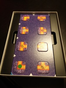 custom plastic tray for gameboard