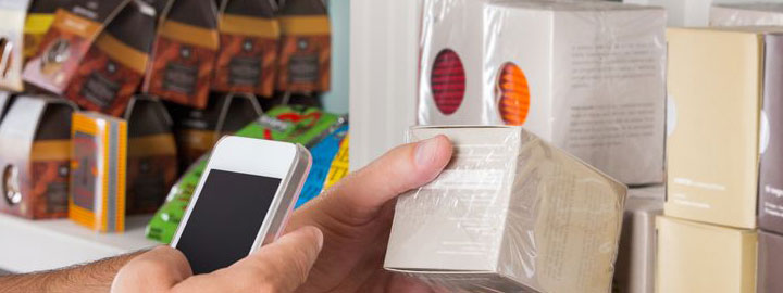 smart packaging for an interactive consumer experience