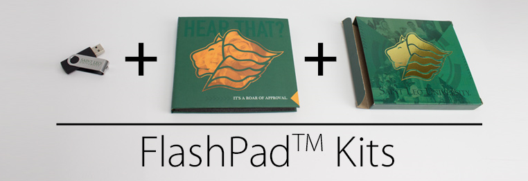 flashpad digital marketing kit
