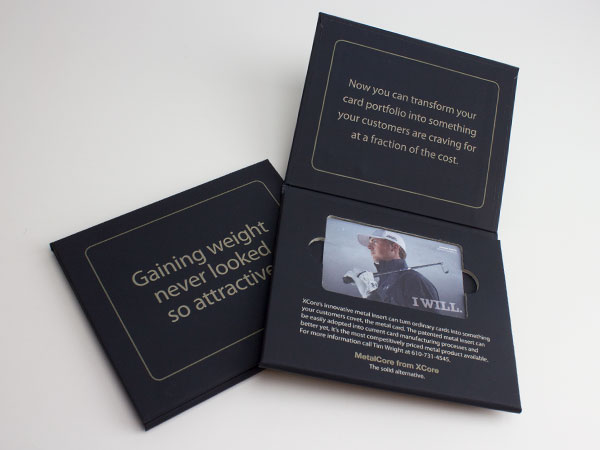 X Card Holdings Custom Wallet