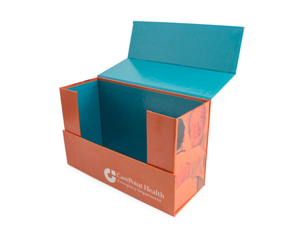Care Point Health Front Open Box
