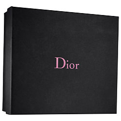 Dior luxury catwalk cosmetic box